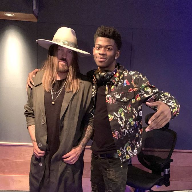 """NEW MUSIC: Lil Nas X Feat. Billy Ray Cyrus – """"Old Town Road"""" [Remix]"""