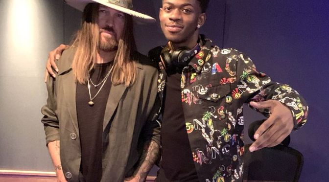 "NEW MUSIC: Lil Nas X Feat. Billy Ray Cyrus – ""Old Town Road"" [Remix]"