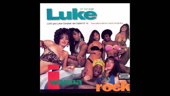 VIBES from the VAULT: #Luke 'I Wanna Rock' [vid]