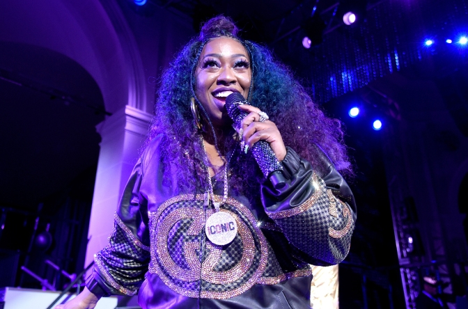 #MissyElliott CELEBRATES completion of her 1st album in almost 15 years! [vid]
