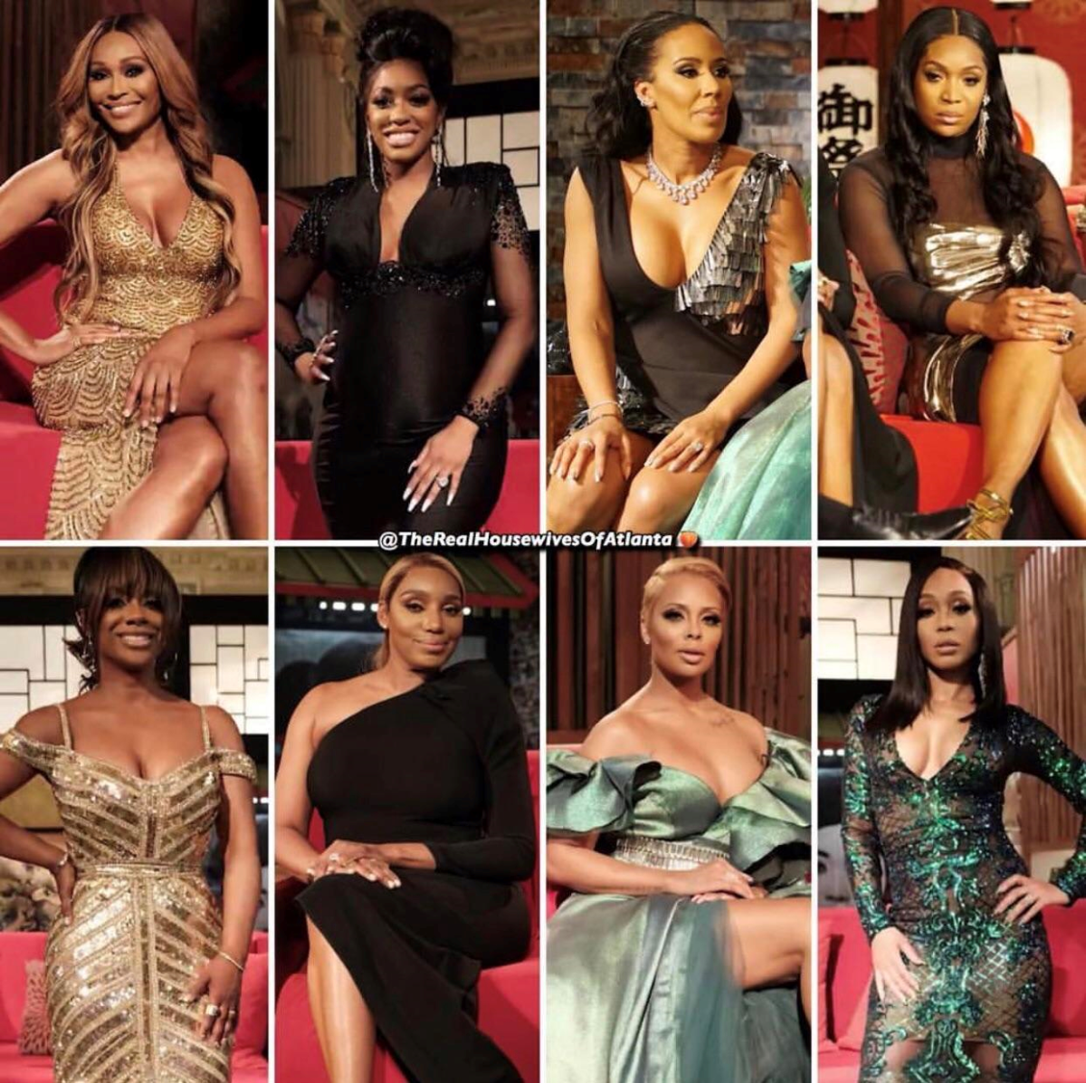 #RHOA season 12 CAST SHAKE-UP! Who got PEACHES!? [details]