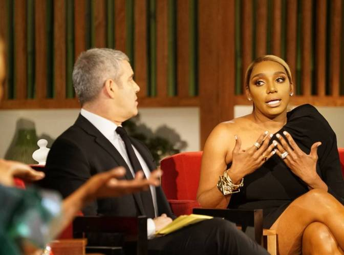 #RHOA season 11 REUNION SNEAK PEEK! NeNe has words about Cynthia's MAN! [vid]