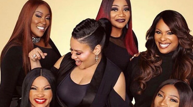 UPDATE: #SaltNPepa #SWV reality show #LadiesNightBET' coming in April! [details]