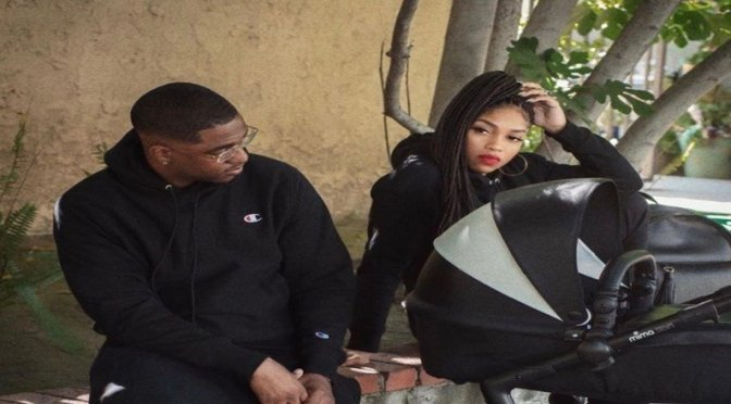 #LHHH star #BrookeValentine reveals she had a BABY! [vid]