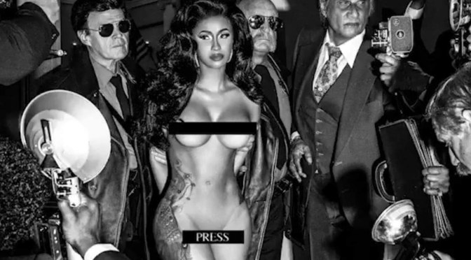 NEW MUSIC: #CardiB #Press [audio]