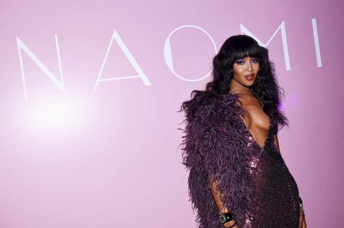 HAPPY 49th Birthday to the ICONIC #NaomiCampbell! [vid]