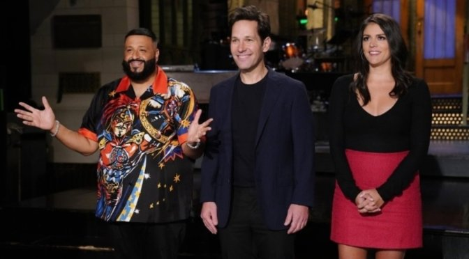 #SNL44-Saturday Night Live ep 21 with #PaulRudd & #DJKhaled! [full ep]