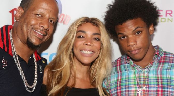 #WendyWilliams SON and estranged husband get into a FIST FIGHT! Police called-ARRESTS made! [details]