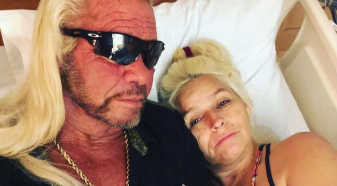 #BethChapman of 'Dog & the Bounty Hunter' DEAD at 51! [Details]