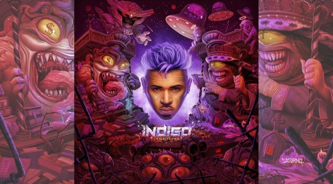 STREAM: #ChrisBrown 'Indigo' [audio]