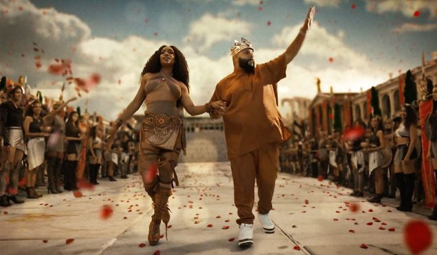 NEW VIDEO: #DjKhaled 'Just Us' feat. #Sza [vid]