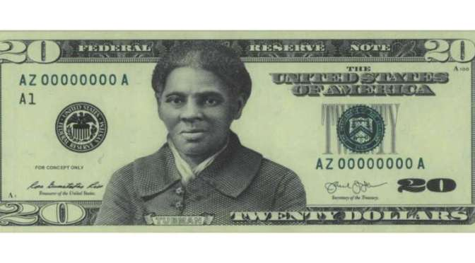 See a design of the #HarrietTubman $20 bill that #Mnuchin delayed!! [pics]