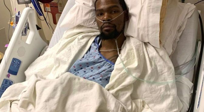 #KevinDurant undergoes surgery for ruptured Achilles! [Details]