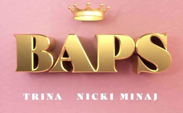 NEW MUSIC: #Trina 'BAPS' feat. #NickiMinaj [audio]