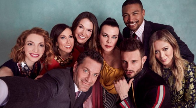 WATCH: #Younger season 6 ep 1 'Big Day' [full ep]