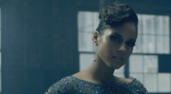 WAKE UP JAM: #AliciaKeys 'Try Sleeping With A Broken Heart' [Vid]