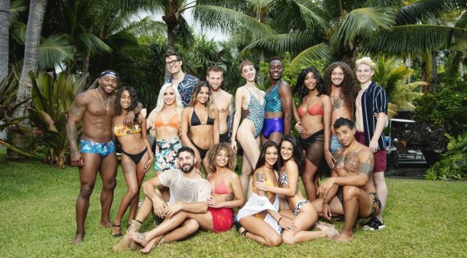 WATCH: #AYTO 'Are You The One' season 8 ep 9 'Games Players Play' [full ep]