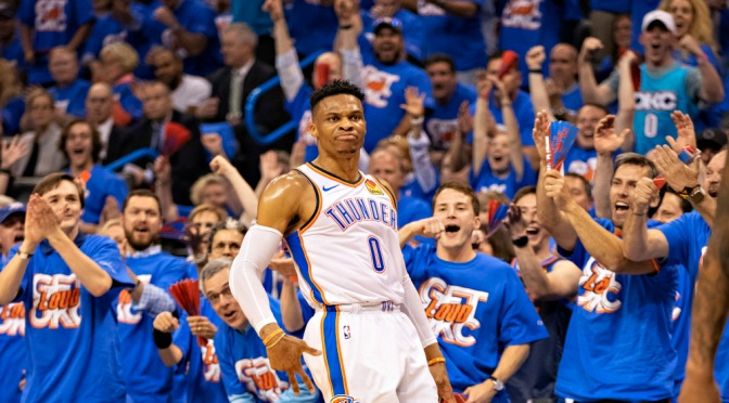 #WhyNot: #RussellWestbrook THANKS OKC in heartfelt tribute! [Vid]
