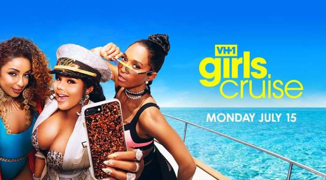 WATCH: #GirlsCruise season 1 ep 1 'The Jump Off'[full ep]