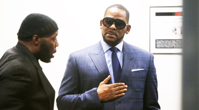 #RKelly ARRESTED on FEDERAL child pornography charges & sex trafficking! [Details]