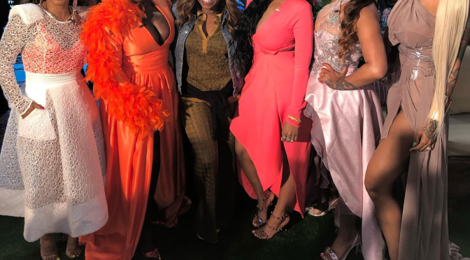 #LHHATL season 8 Reunion Sneak Peek: 'Sierra & Pooh go at it! [Vid]