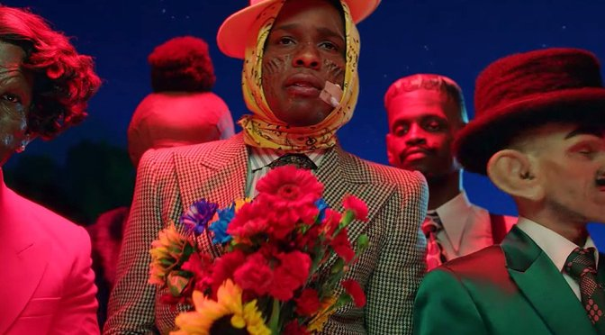 "NEW VIDEO: #AsapRocky returns with  ""Babushka Boi"" [vid]"