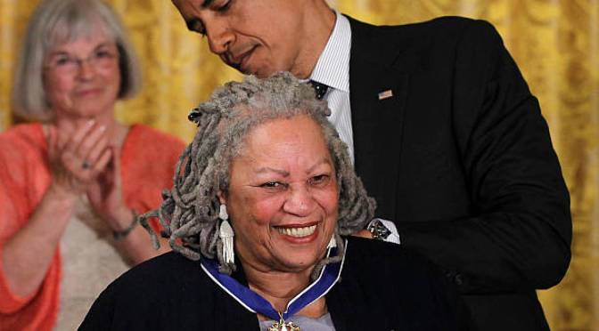 #RestInPower Acclaimed writer #ToniMorrison has passed away at 88! [Details]