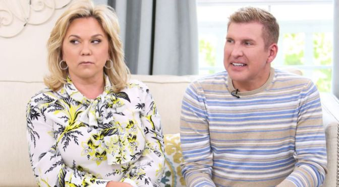 #ToddChrisley and wife charged with TAX EVASION and more! Facing 30 years! [Details]