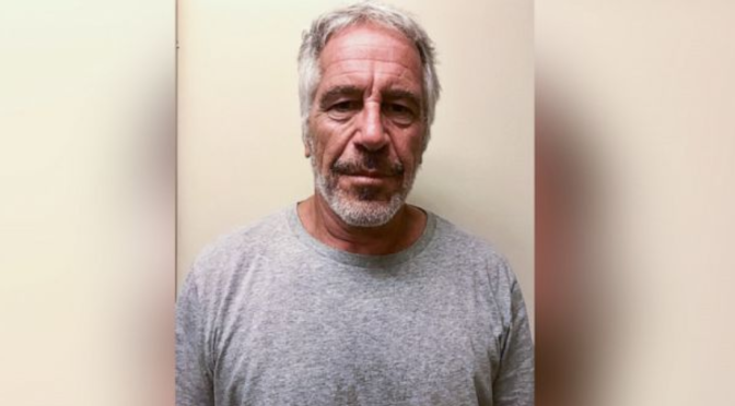 Accused sex traffiker JeffreyEpstein is DEAD by suicide! [Details]