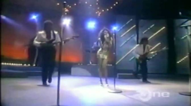 VIBES from the VAULT: #KarynWhite 'The Way You Love Me' [live]
