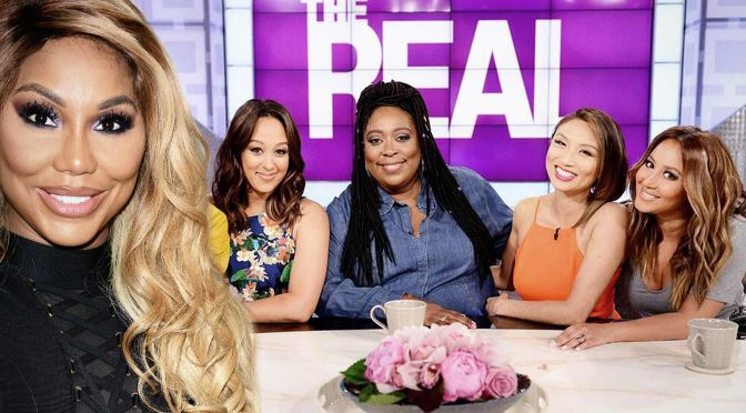 #LoniLove wants #TamarBraxton back on @TheRealDaytime…kinda. [Details]