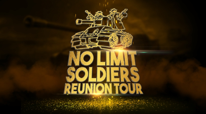 #MasterP announces #NoLimitReunion tour coming nationwide! [Vid]