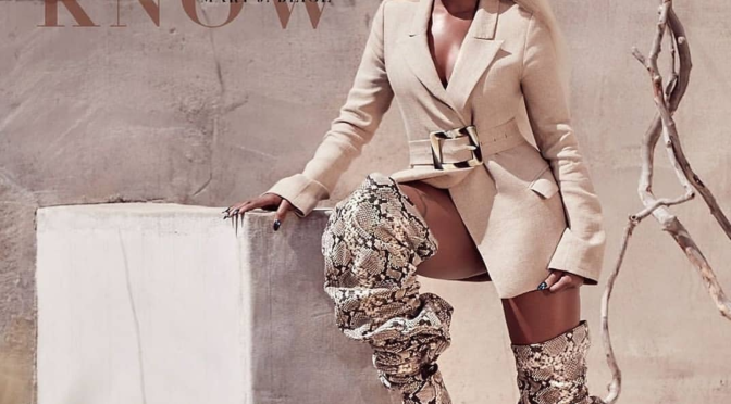 NEW MUSIC: #MaryJBlige 'Know' [audio]
