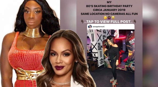 #Basketballwives Reunion: #EvelynLozada & #OG have a BIG BLOW-UP! [Details]