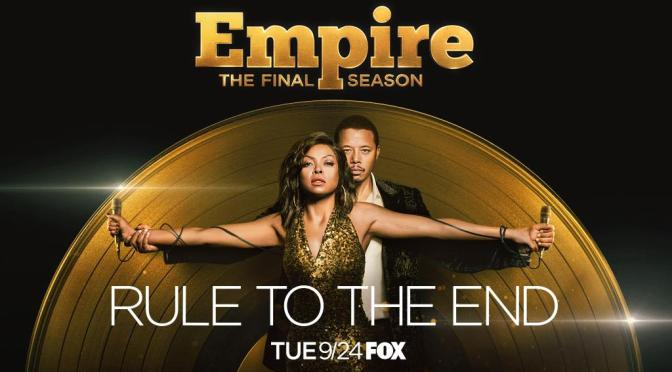 #Empire FINAL SEASON returns September 24th! How will 'Jamal' be WRITTEN OUT!? [details]