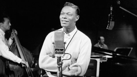 "Nat ""King"" Cole Performing"