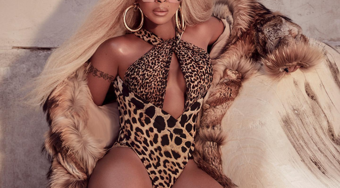 #MaryJBlige ushers in #BadBitchFall in sultry photoshoot! [Pic]