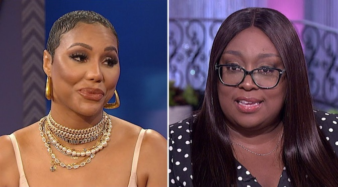 #TheReal addresses #Tamarbraxton after her 'shady' comments on #WendyWilliamsShow! [Vid]