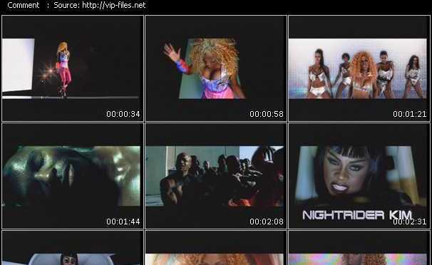 WAKE UP JAM: #LilKim 'How Many Licks' feat #Sisqo [vid]
