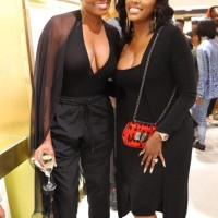 #RHOA NEWS: Revolving Doors? #NeneLeakes & #PorshaWilliams back friends!? [Pic]