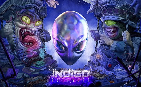 STREAM: #ChrisBrown's #Indigo EXTENDED VERSION is HERE!! [album stream]