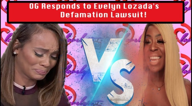 Judge BLOCKS #EvelynLozada's restraining order against #OG! [Details]