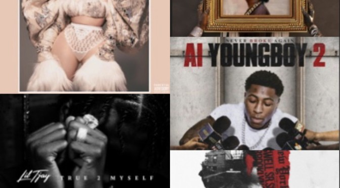 #NEWMUSICFRIDAY: #Fantasia #Wale #LilKim #YoungBoy and MORE! [album stream]