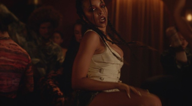 NEW VIDEO: #Tinashe 'Die A Little Bit' feat. #MsBanks