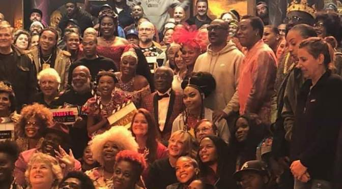 It's a WRAP! #ComingToAmerica2 WRAPS in ATLANTA! Pics from the SET![pics]