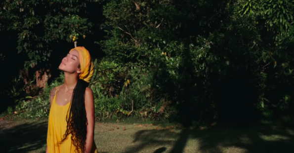NEW VIDEO:  #JheneAiko 'None Of Your Concern' feat. #BigSean [Vid]