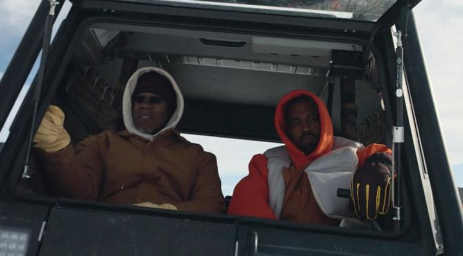 NEW VIDEO: #KanyeWest 'Follow God' [vid]