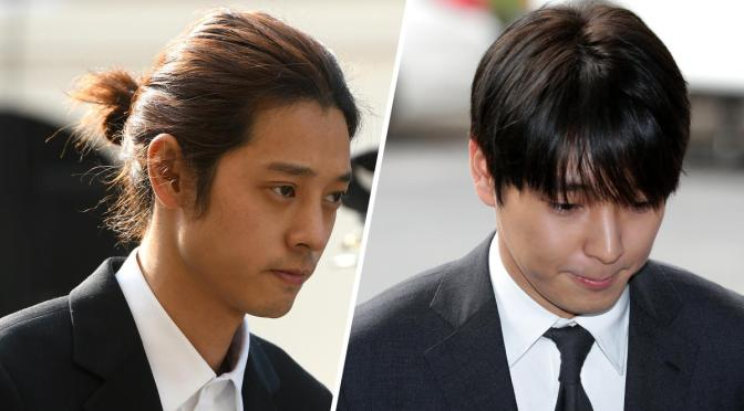 Two #KPop stars SENTENCED to prison for sexual assault!