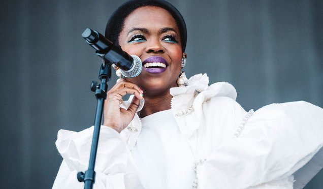 NEW MUSIC: #MsLaurynHill 'Guarding the Gates' [audio]