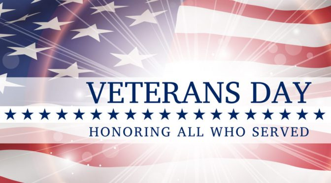 #HappyVeteransDay! [details]